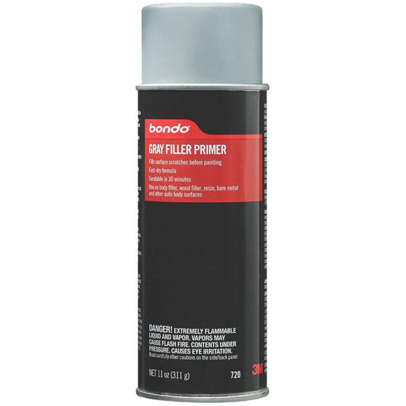 Bondo Easy Finish Primer Grey Oxide Aerosol
