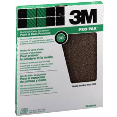 180-Grit Sandpaper Surface Preparation - 9