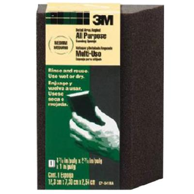 Medium Angled Drywall Sanding Sponge