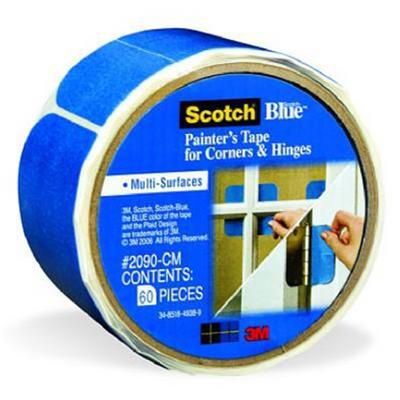 ScotchBlue Painter's Tape Multi-Surface 1.5 in x 3.5 in