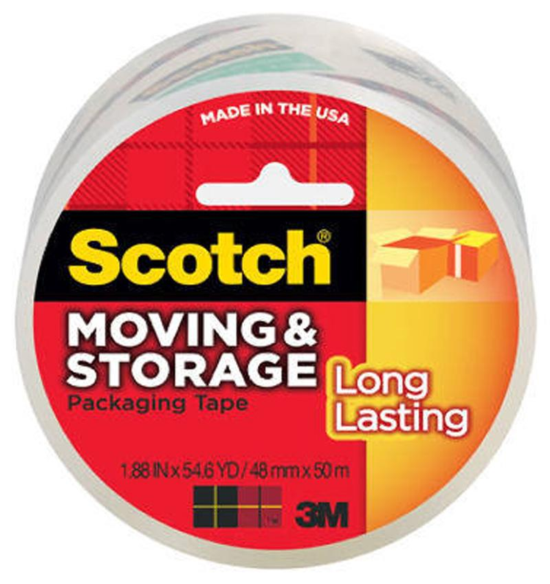 1.88 Inch X 54.6 Yard Moving And Storage Tape