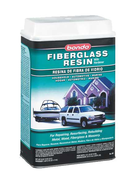 Bondo Fiberglass Resin - Quart