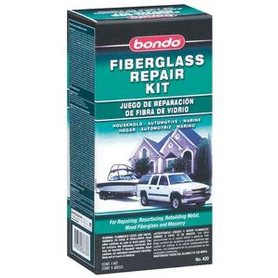 Bondo Fiberglass Resin Repair Kit - ½ Pint