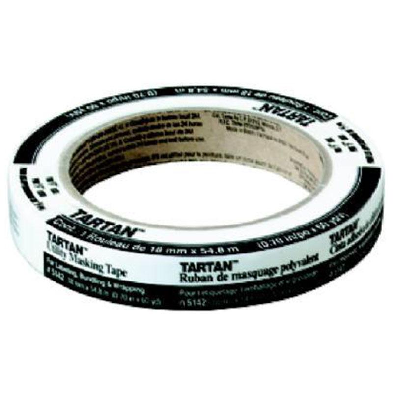 Tartan General Purpose Utility Masking Tape ¾