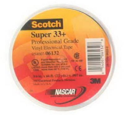 Scotch Vinyl Super 33 Electrical Tape