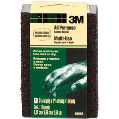 Medium/Coarse Small Area Sanding Sponge