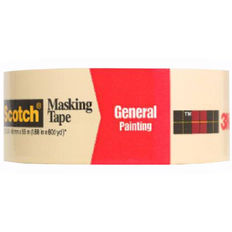 Scotch 2 Inch X 60 Yard Painters Masking Tape
