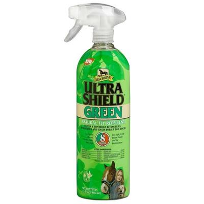 UltraShield Green Natural Fly Repellent - 32 oz. Spray