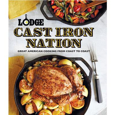 Cast Iron Nation Cookbook