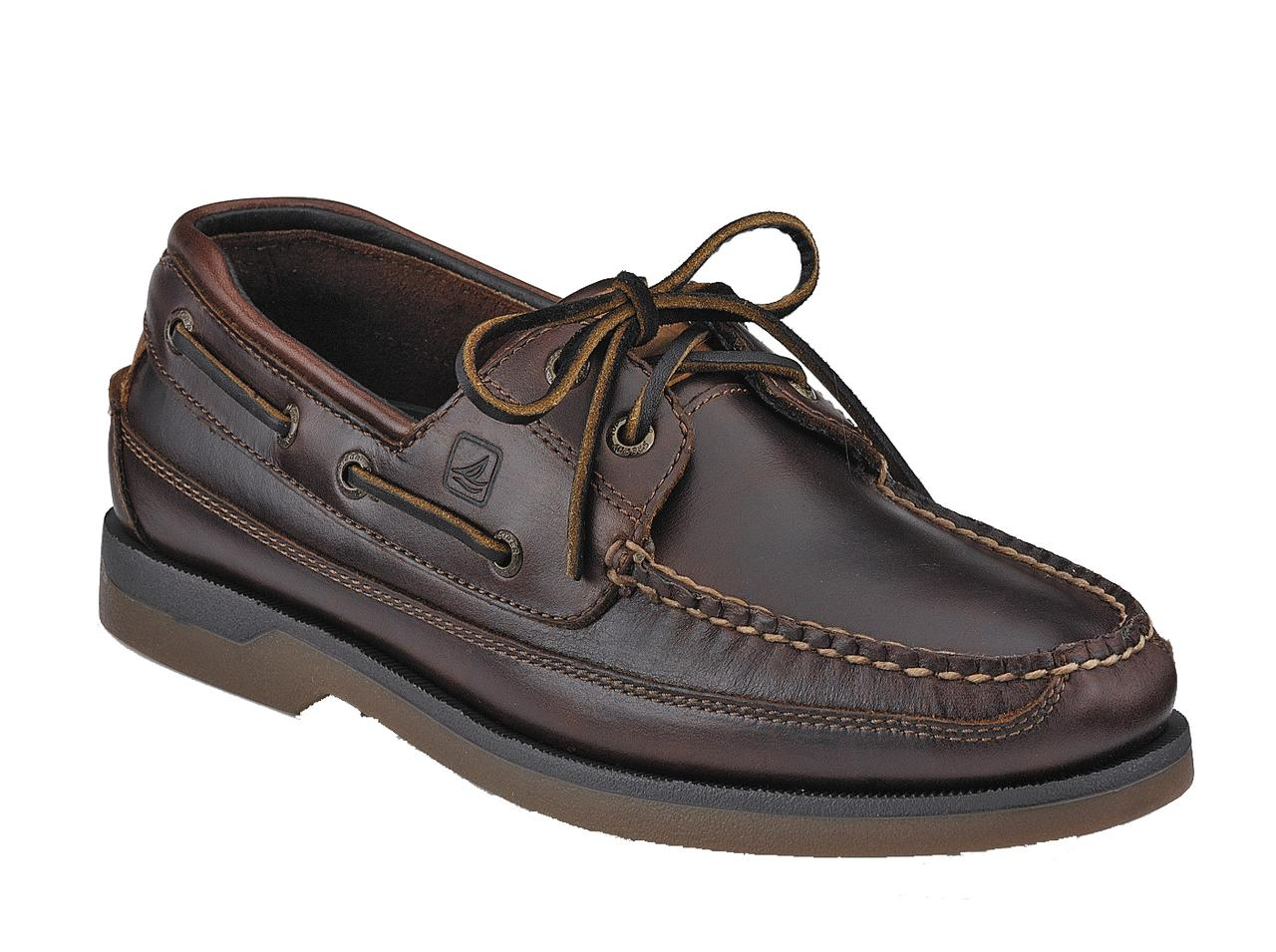Men's Mako 2- Eye Canoe Moc Boat Shoe