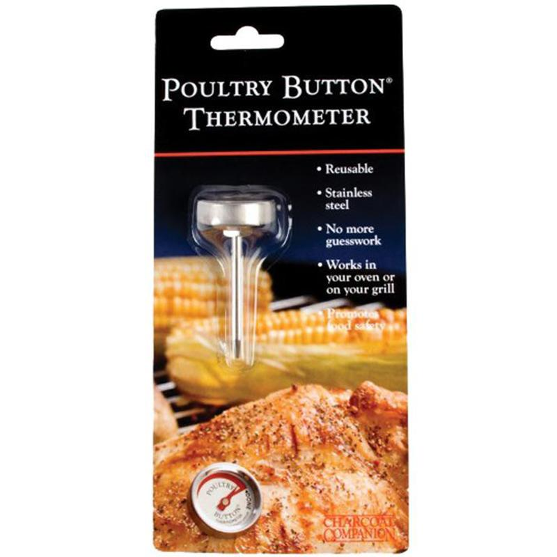 Reusable Poultry Button Thermometer