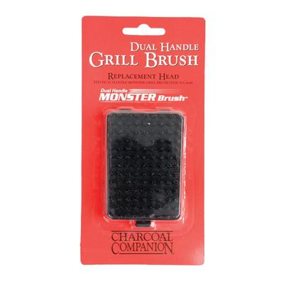 Charcoal Companion Monster Grill Brush Replacement Head