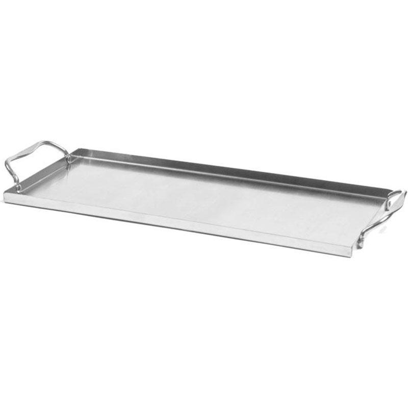 Stainless Steel Plank Saver Tray