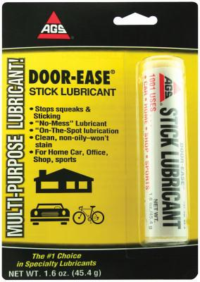 Door Lubricant - 1.6 Oz Stick