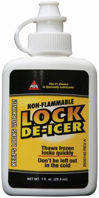 Lock Defroster