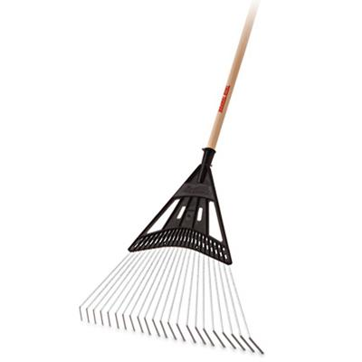 Green Thumb Steel Leaf Rake