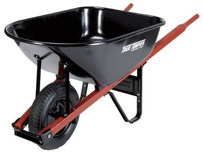 Pro Wheelbarrow - 6 Cubic Foot
