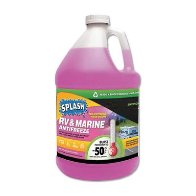 Splash RV Antifreeze - 1 Gallon
