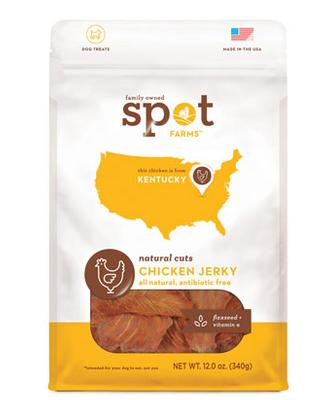 Spot Farms Natural Cut Chicken Jerky