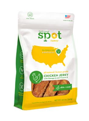 Spot Farms Skin And Coat Chicken Jerky