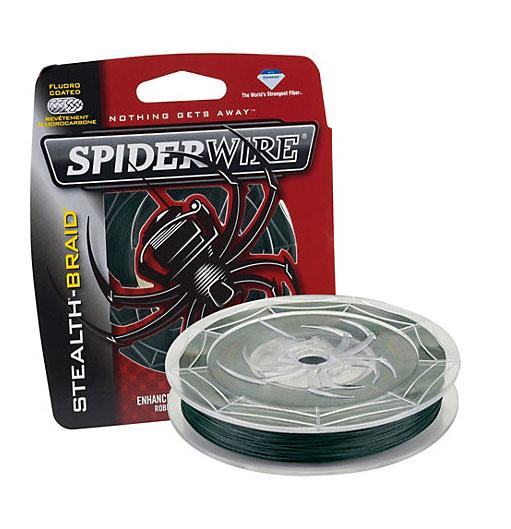 Pure Fish Spiderwire Line Stealth