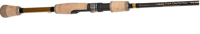 Temple Fork Outfitters Signature Series Travel Rod Spin