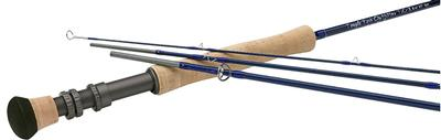 Temple Forks Outfitters Lefty Kreh TiCr X Series Fly Rod