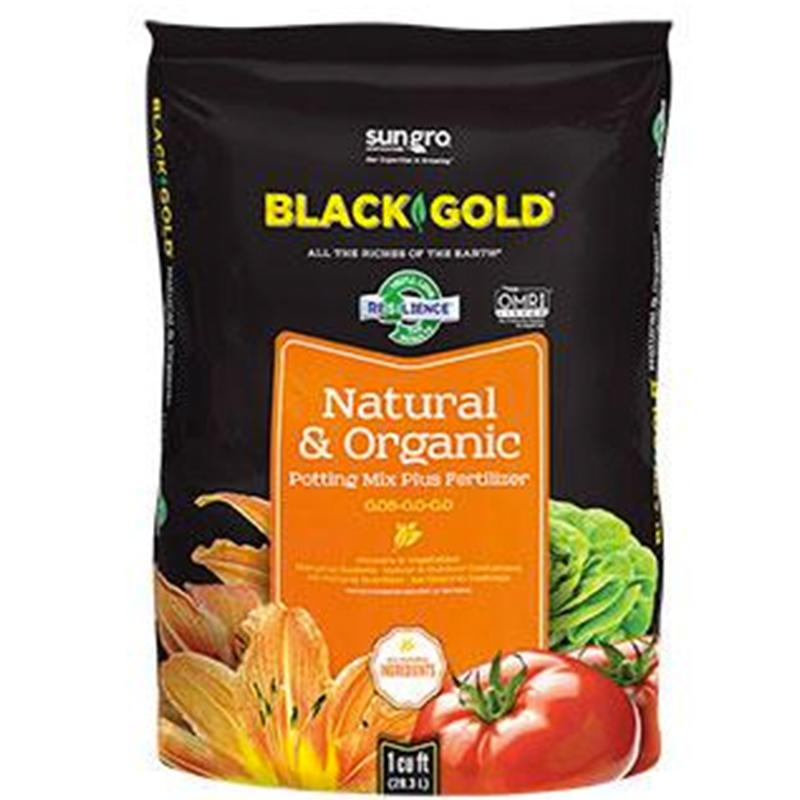 Natural & Organic Potting Mix