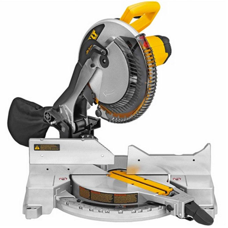 12 In.Single- Bevel Compound Miter Saw