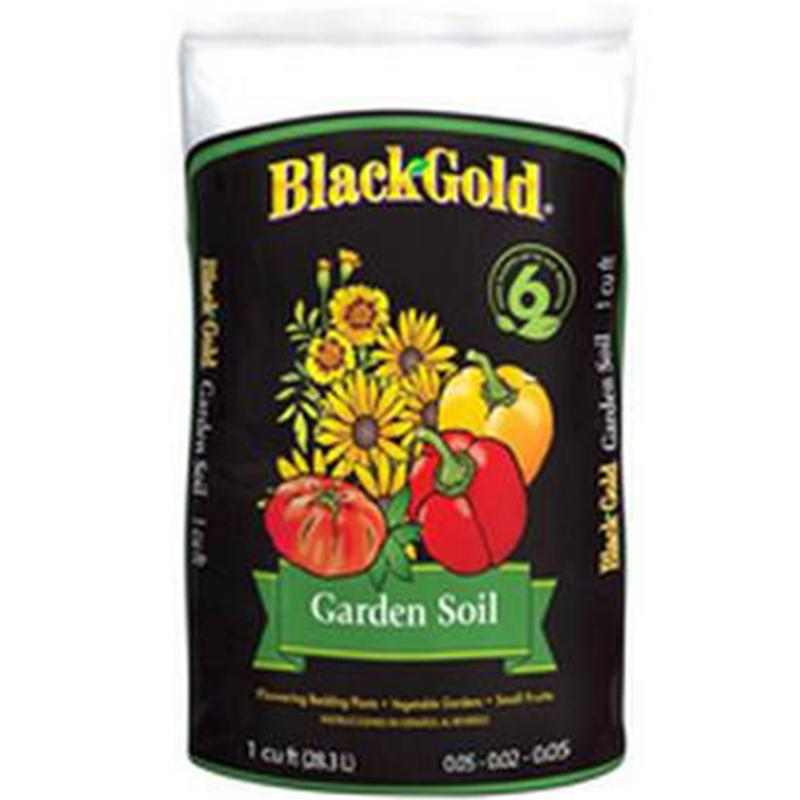 Garden Soil- 1 Cubic Foot