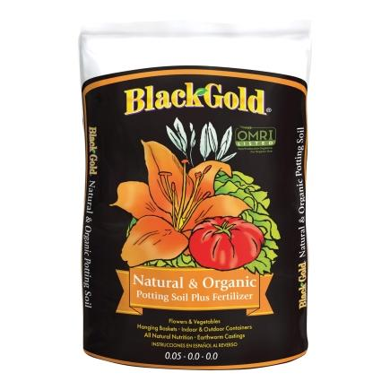 8 Qt Natural And Organic Potting Soil With Resilience