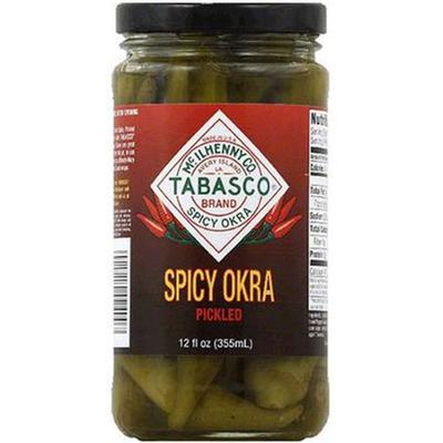 Tabasco Spicy Pickled Okra