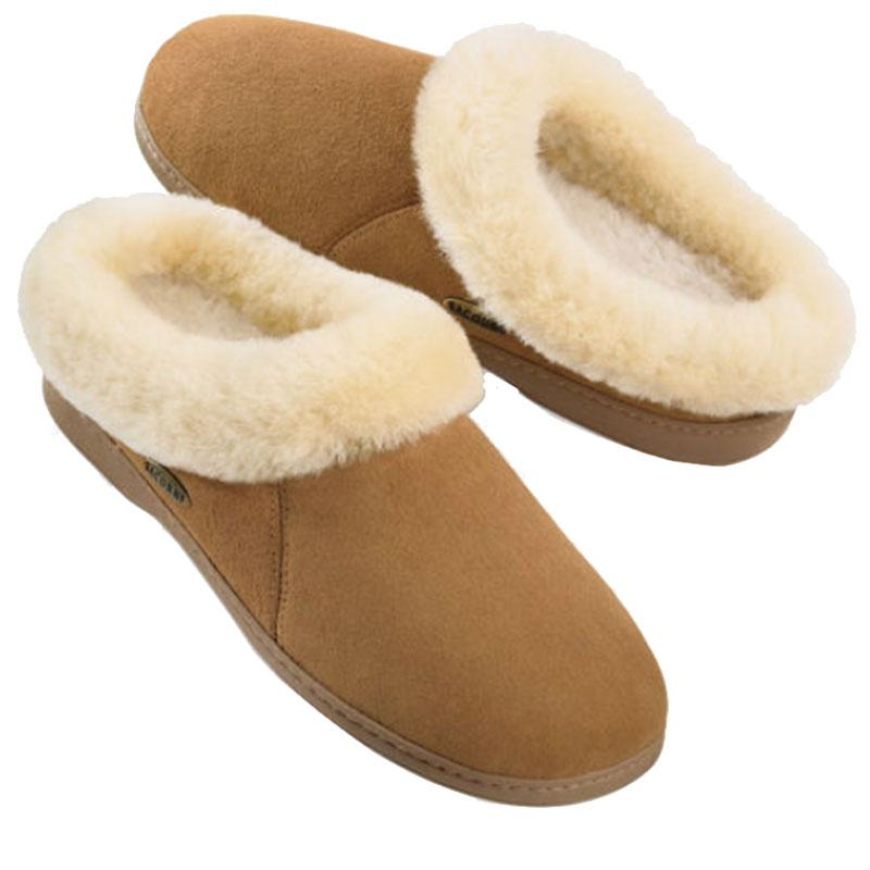 Women's Ewe Collar Slippers