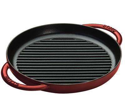 Round Double Handle Pure Grill Pan