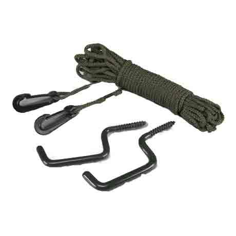 Bow Holder With Rope (2 Pack)