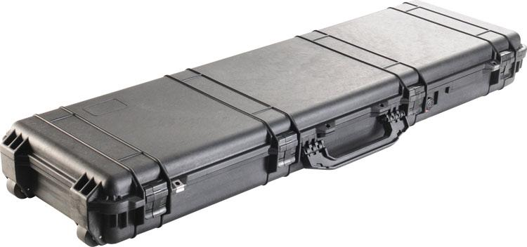 Pelican Products Wheeled Hard Rifle Case - Black
