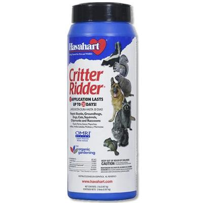 Critter Ridder Animal Repellent 2 lb Granular Shaker