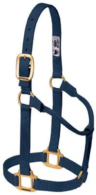 Weaver Leather Original Non-Adjustable 1 Halter