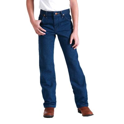 Boy's Prewashed Cowboy Cut Original Fit Jean
