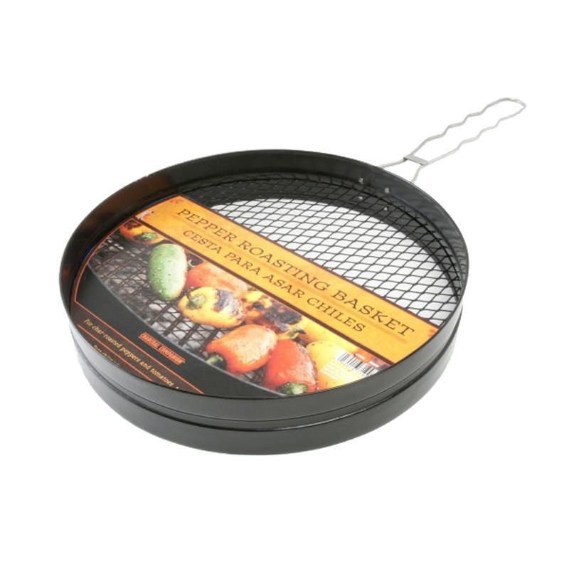 Non- Stick Pepper Roasting Basket