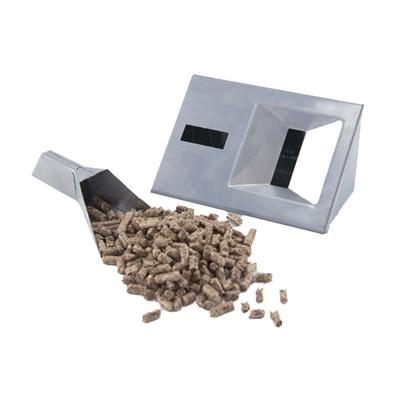 Gas Grill V-Smoker Box with Pellet Tube