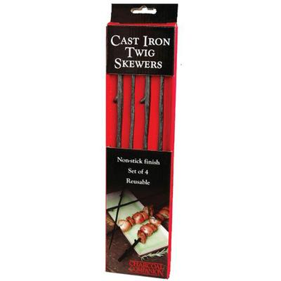 Cast Iron Twig Skewers