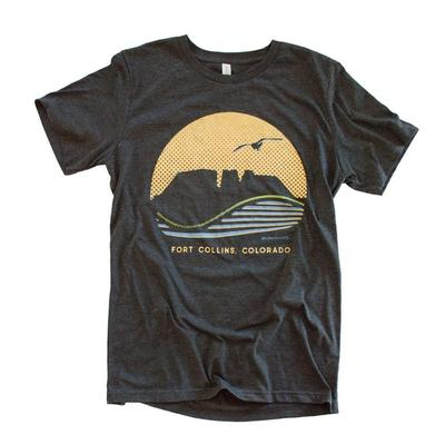 Fort Collins Lake Life Short Sleeve T-Shirt
