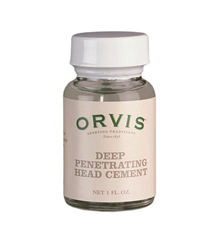 Fly Tying Deep Penetrating Head Cement