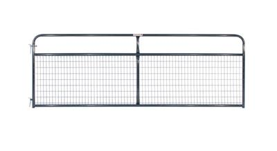 Utility Wire filled Gate