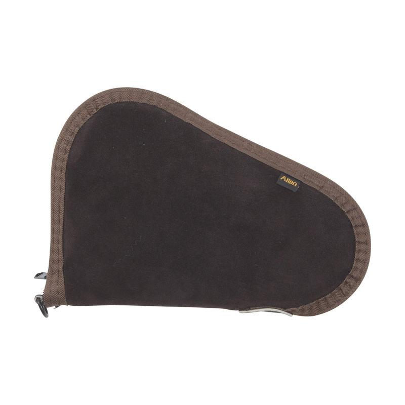 Suede Handgun Case