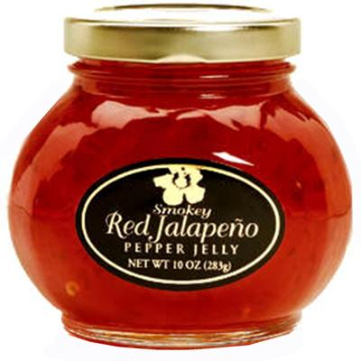 Smokey Red Jalapeño Pepper Jelly