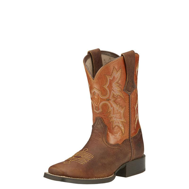 Kids ' Tombstone Western Boot