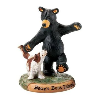 Bears Best Friend Figurine