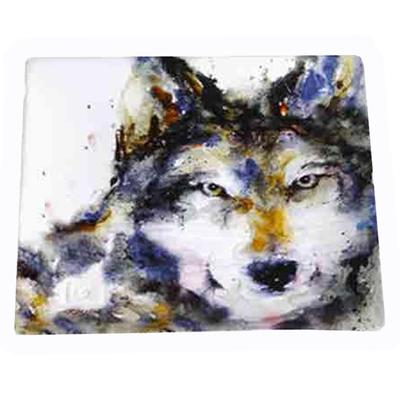 Wolf Snack Plate